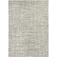 Couristan Cape Falmouth Runner Rug, 23 x 119, Ivory/Hunter