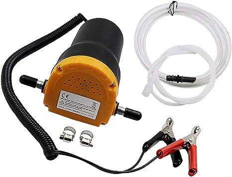 Extractor de Bomba de Aceite Eléctrico Coche Accesorios de Motosierras Jardín Carpintería: Amazon.es: Bricolaje y herramientas