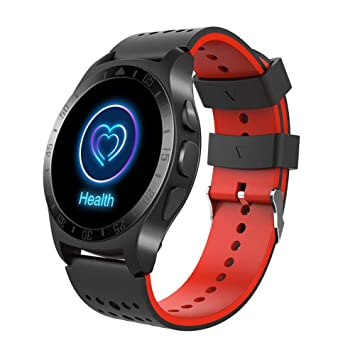 Eruditter ky009 Smart Pulsera Bluetooth Smart Watch Call Smart Watch 1,3 Color Corazón Frecuencia
