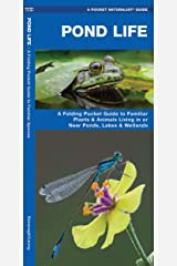 Pond Life: A Folding Pocket Guide to Familiar Plants & Animals Living in or Near Ponds, Lakes & Wetlands (Wildlife and Nature Identification) Pamphlet