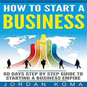 How to Start a Business Audiobook