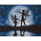 Dimensions Counted Cross Stitch Kit, Twilight Silhouette