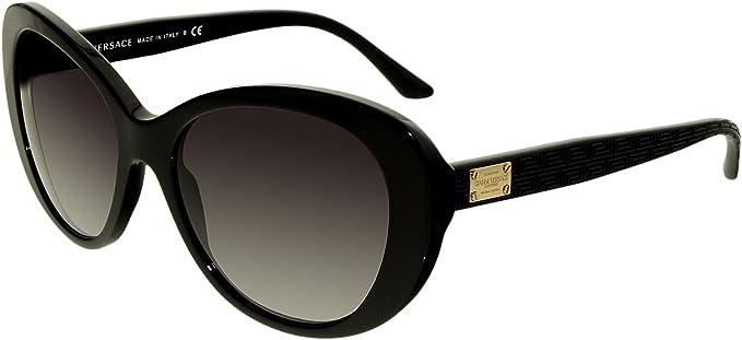 Versace VE4273 gafas de sol, Negro (Black GB1/8G), única ...