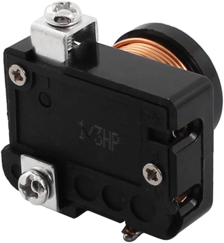 Alloggiamento in plastica della bobina relè compressore 1//3 HP Frigorifero 2pz