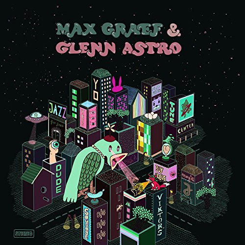 Max Graef And Glenn Astro - The Yard Work Simulator - CD - FLAC - 2016 - NBFLAC Download