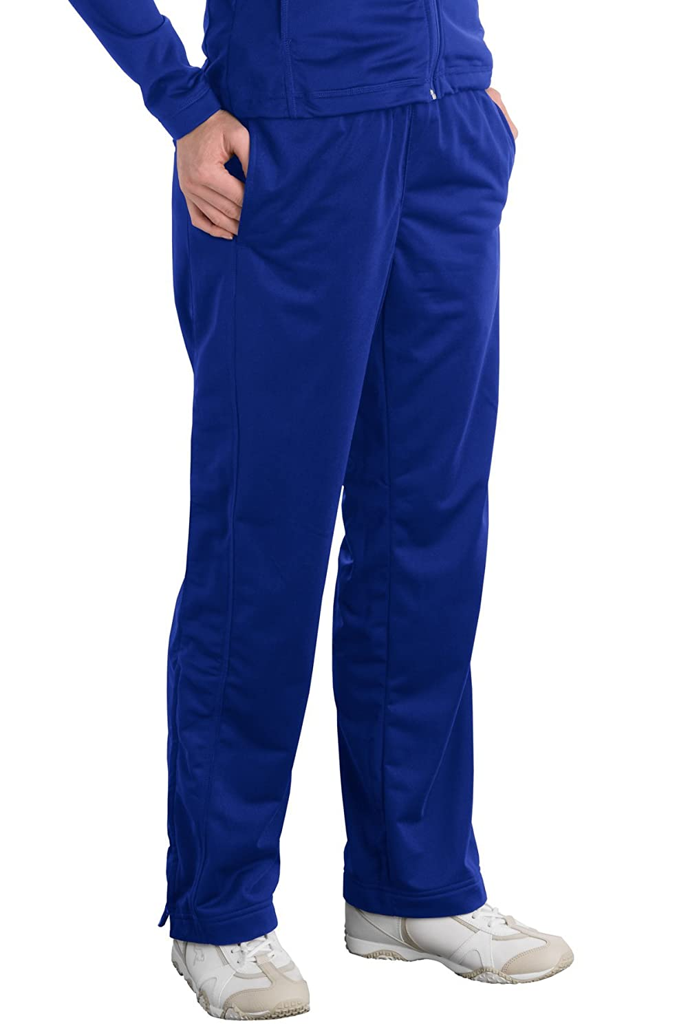 Sport-Tek Ladies' Drawcord Athletic Track Pants LPST91