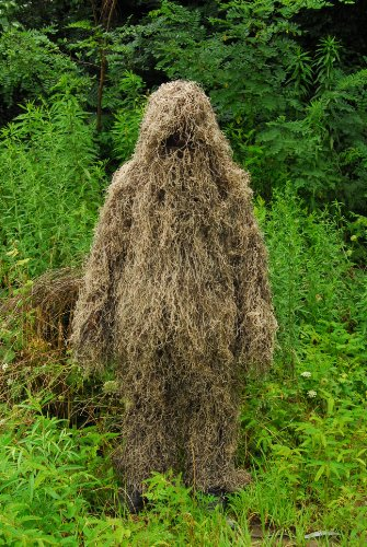 (The Woodsman Ghillie Suit (Mossy, Medium) )