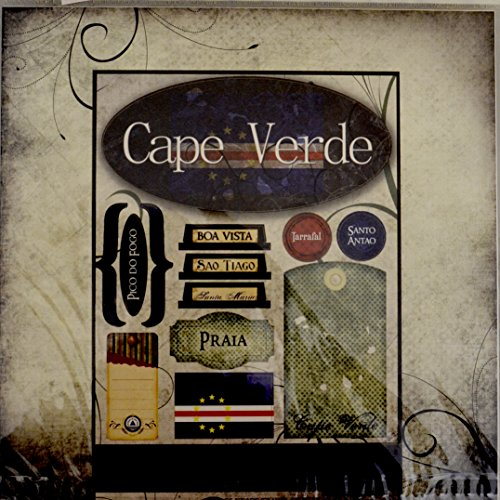 (Cape Verde Africa Travel World Stickers Kit)