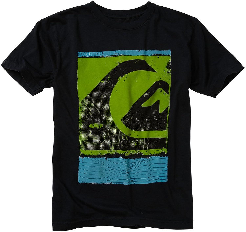 Quiksilver Big Boys Caption T-Shirt