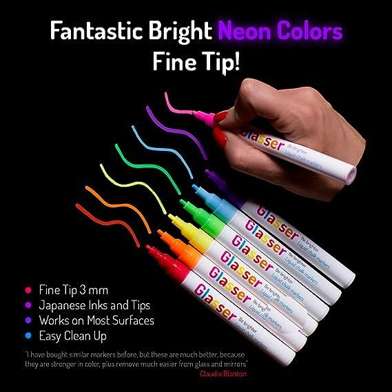 Amazon.com: padre para punta de 8 marcadores (3 y 6 mm ...