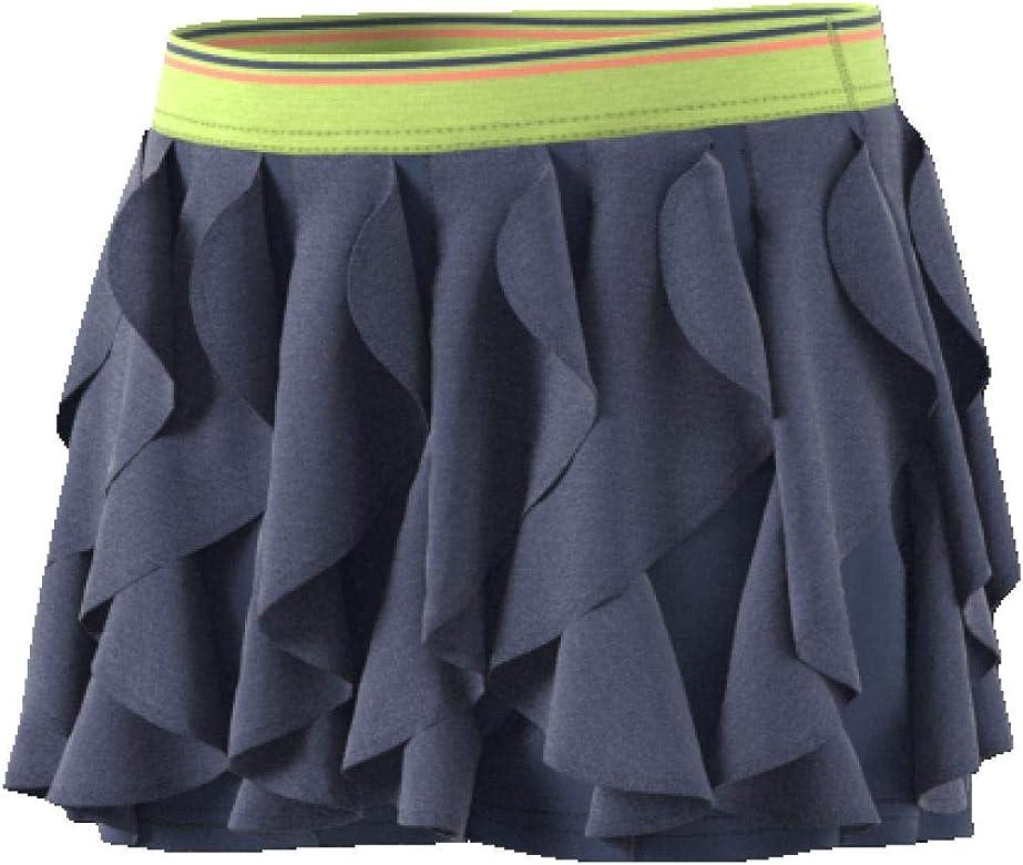 adidas Cw1640 Falda, Niñas, Azul (indnob), 128-7/8 años: Amazon.es ...