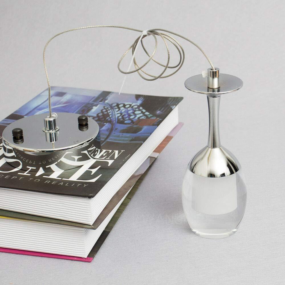 FidgetGear Modern LED Wine Glass Bar Ceiling Light Pendant Lamp Fixture Lighting Chandelier by FidgetGear (Image #6)