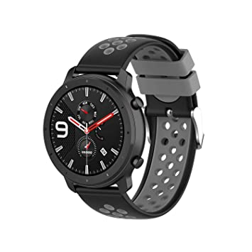 Tabcover Correa for AMAZFIT 2S,22mm Soft Silicone Sport ...