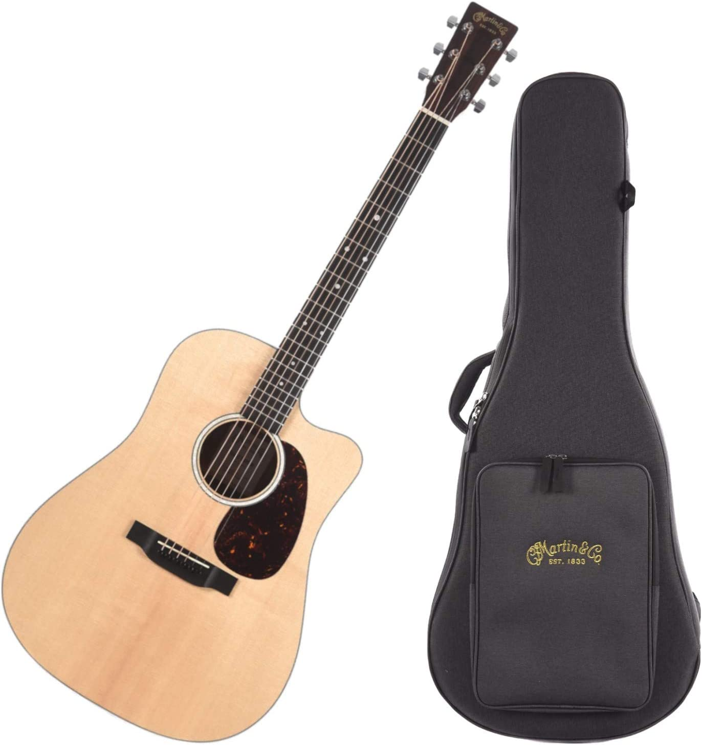 Martin DC-13E Road Series Guitarra acústica eléctrica: Amazon.es ...