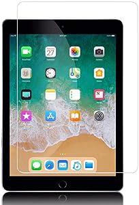 (2 PACK) V-B.hero Compatible with iPad 9.7 Inch (2018/2017) / iPad Air 2 / iPad Pro 9.7 Inch/iPad Air Screen Protector - HD Clarity