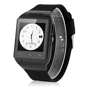 Excelvan KP63 Bluetooth Reloj Smartwatch (Pantalla 1.54 pulgadas ...