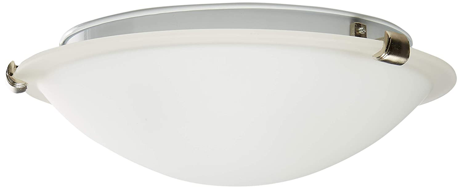 Amazon.com: Sea Gull Lighting 7543502 – 962 Dos techo Flush ...