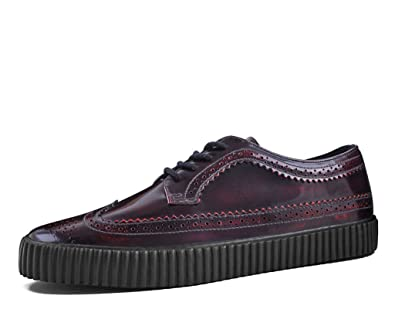 d0229cb36e9a87 T.U.K. Shoes A9249 Unisex-Adult Creepers
