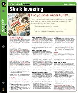 Stock Investing (Quamut): Quamut: 9781411497610: Amazon com: Books