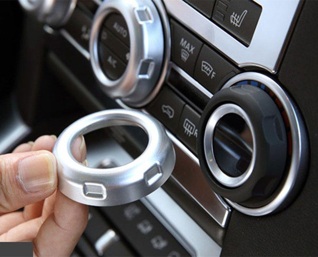 Volume e tasto Air Conditoin Trim auto Accessories Car Redesign