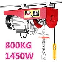 Turefans Polipasto eléctrico, 1450 W, (400 kg /