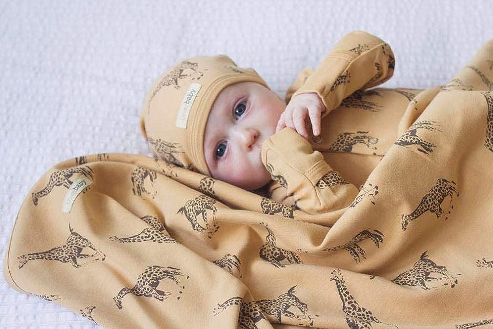 Lovedbaby Unisex-Baby Newborn Organic Swaddling Blanket