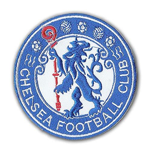 Chelsea League Premier League Football Club Logo Jacket T Shirt Embroidered Patch 3.5