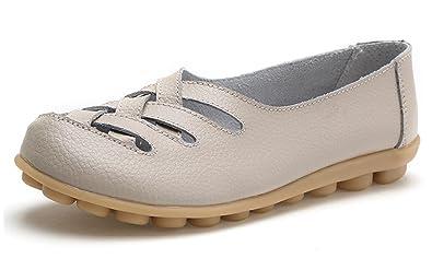 4f05f981970 VenusCelia Women s Comfort Walking Casual Flat Loafer(4.5 M US