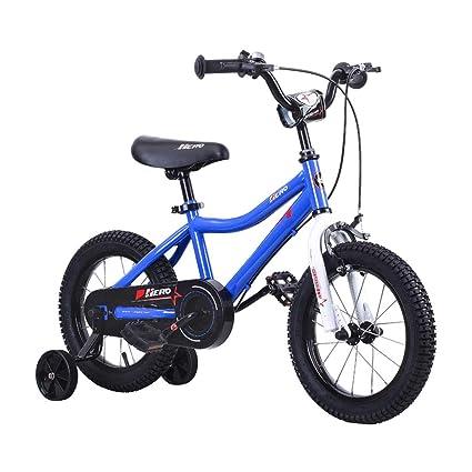 c4ebbe1c87a Amazon.com : Children's Bicycle Boy's Blue Bike 12, 14, 16 Inch ...