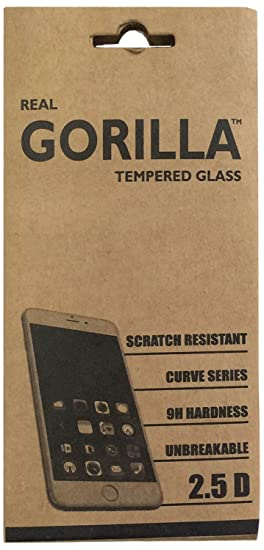 Generic Gorilla Tempered Glass for Lenovo K5 Plus Screen Protectors