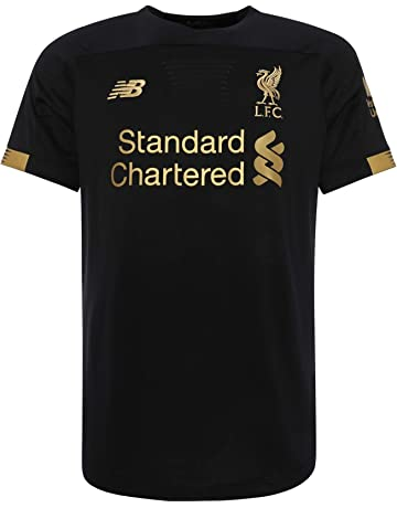a2332fbcb9f New Balance Men's Official Liverpool FC 2019/20 Home Goalkeeper Ss Jersey S/ s