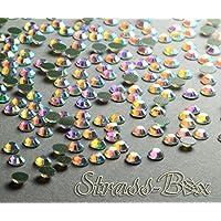 Strass Hotfix 2Cut SS20 Crystal AB 500