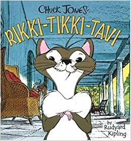 Chuck Jones Rikki Tikki Tavi Rudyard Kipling 9780824965976 Amazon Books
