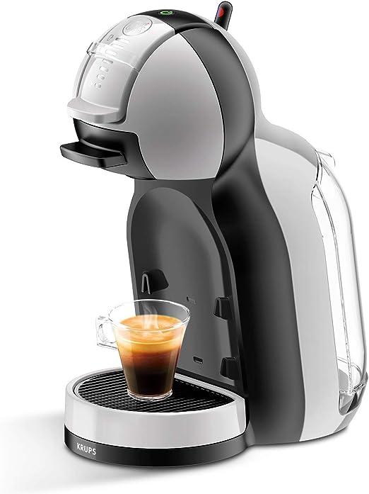 Krups KP123B Nescafé Dolce Gusto Mini Me - Cafetera monodosis ...