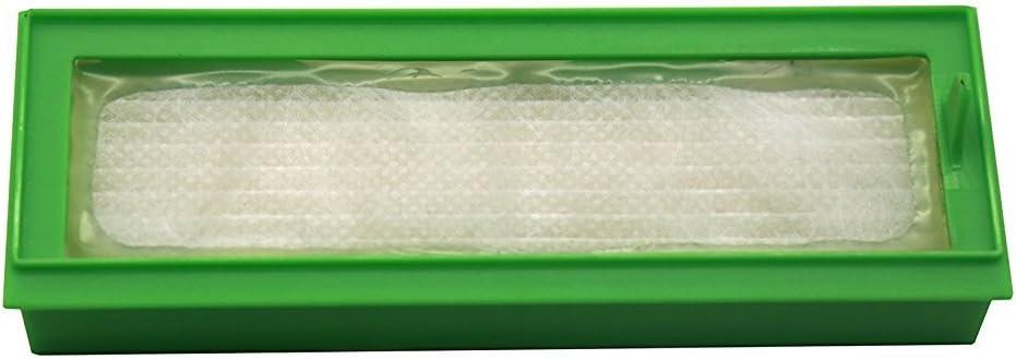 Filtro HEPA para aspiradoras Vorwerk Kobold VR200. Producto genuino de Green Label: Amazon.es: Hogar