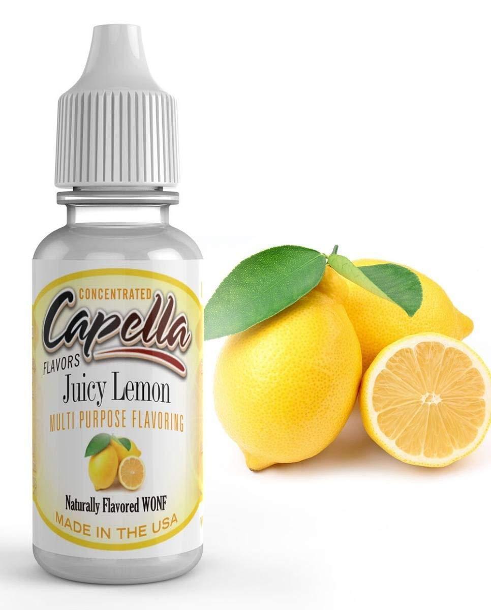 Capella Flavor Drops Juicy Lemon 13ml