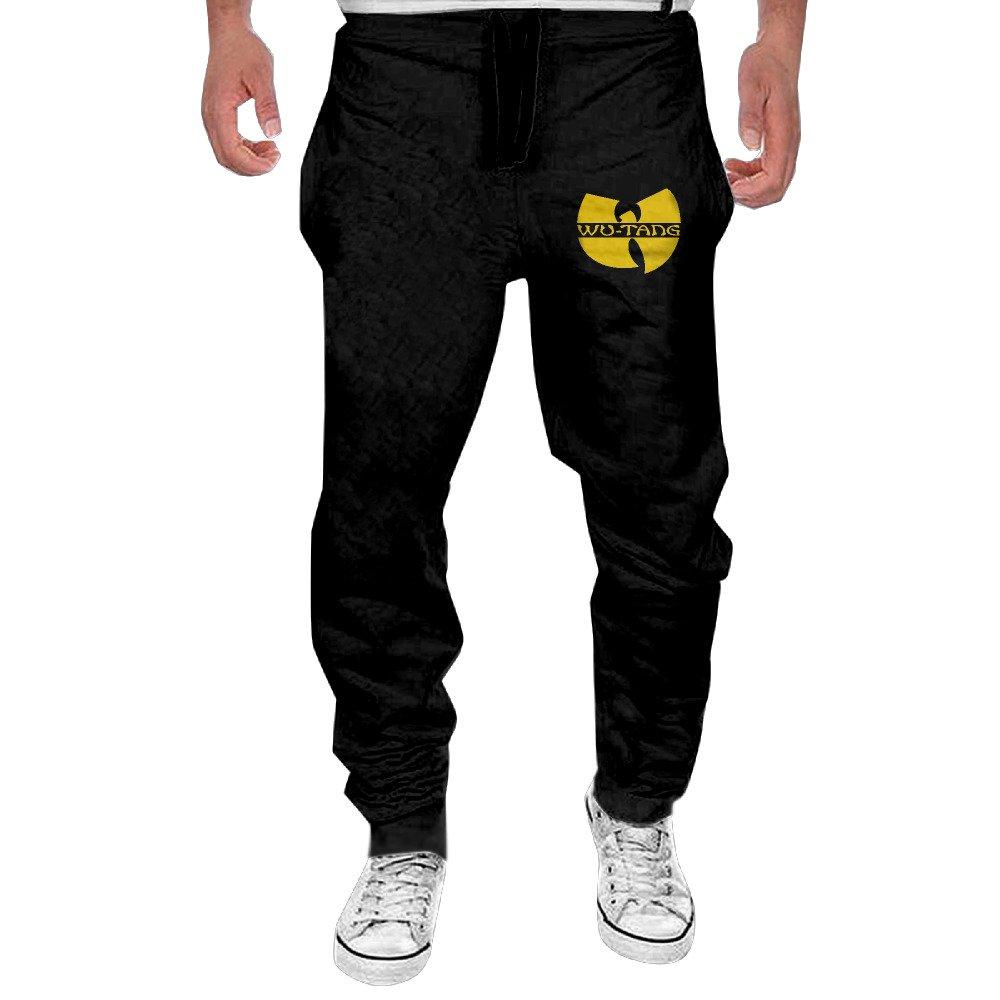 Fashionable WuTang Announce Square Hip Hop Men's Sweatpants Jogger Pants