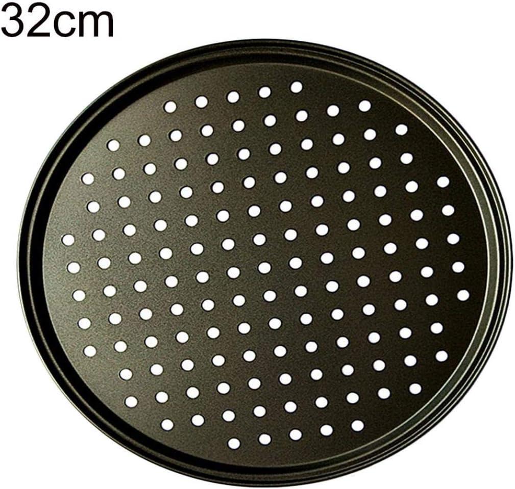 26 cm litty089 Pizza-Backform aus Karbonstahl antihaftbeschichtet