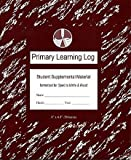 Primary Learning Log for Language Arts