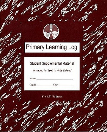 Primary Learning Log for Language - Log Learning
