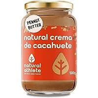 Crema de Cacahuete Natural Athlete 100% Cacahuete Sin