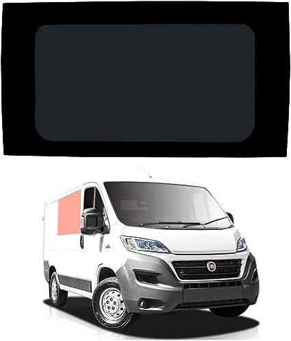 Mano derecha, tintado oscuro fijo ventana para puerta corredera panel OPP. Fiat Ducato (2006 on) [L1H1]: Amazon.es: Coche y moto