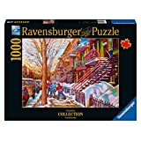 Ravensburger Street Hockey Canadian Collection Canadienne Puzzle (1000-Piece) by Ravensburger