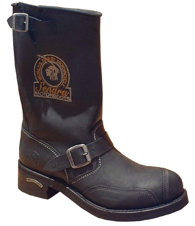 Sendra Stiefel 3565MO schwarz - SALE € 215,00   € 162,00