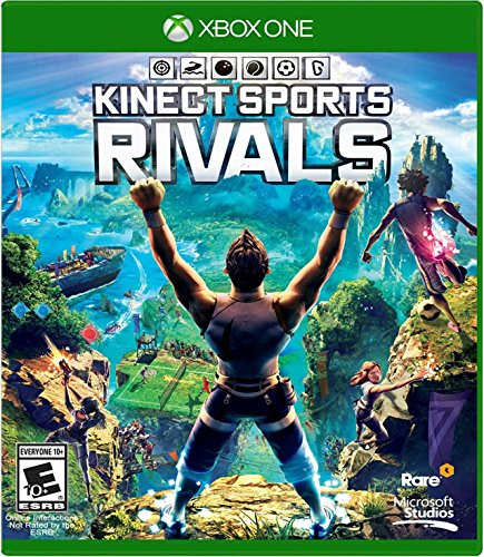 Microsoft Kinect Sports Rivals Xbox One English US / 5TW-00001 (Xbox One Kids Games Kinect)