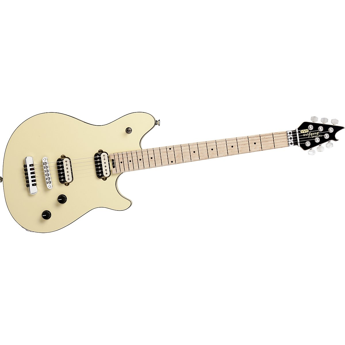 39194017126 Amazon.com  EVH Wolfgang Special HT - Vintage White  Musical Instruments