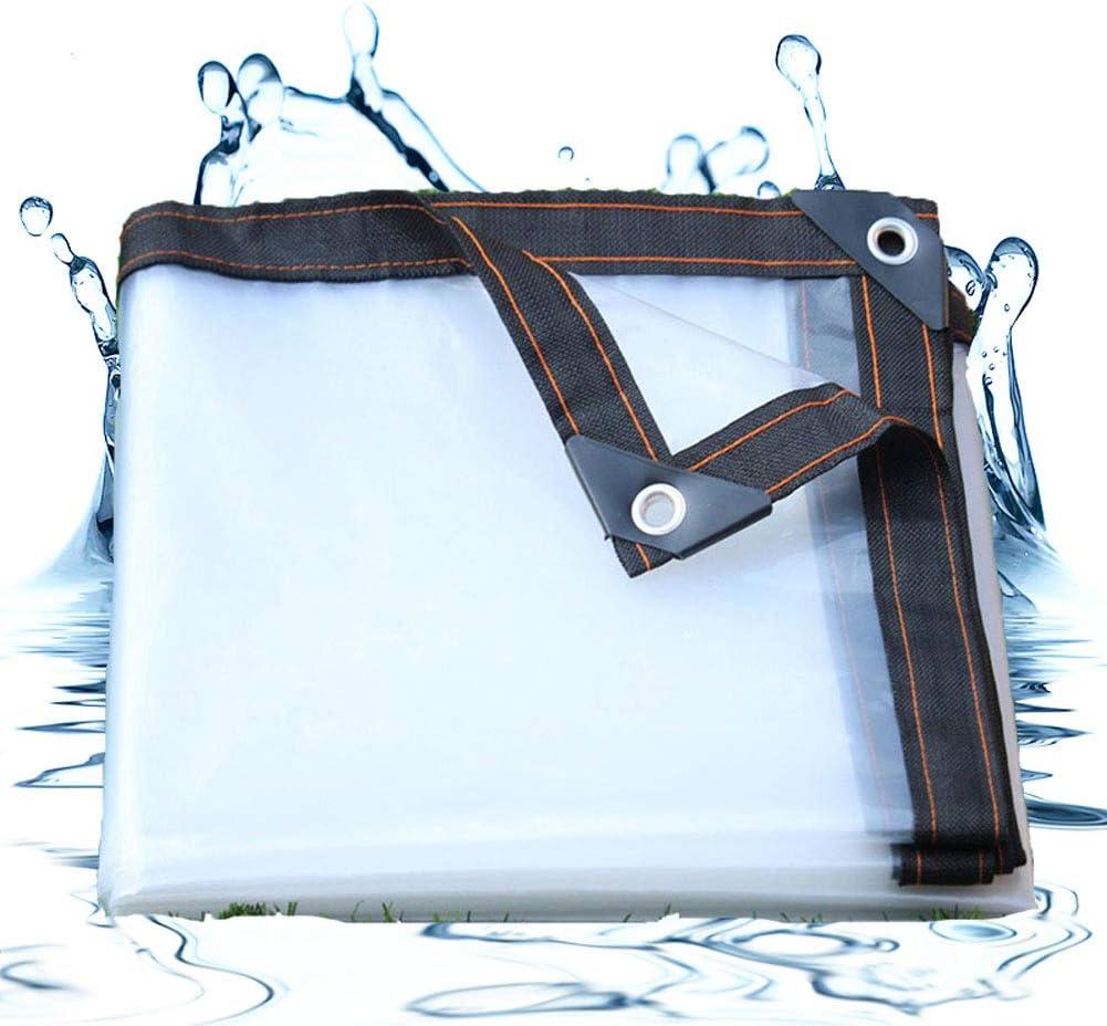 Lonas Impermeables Exterior Transparente
