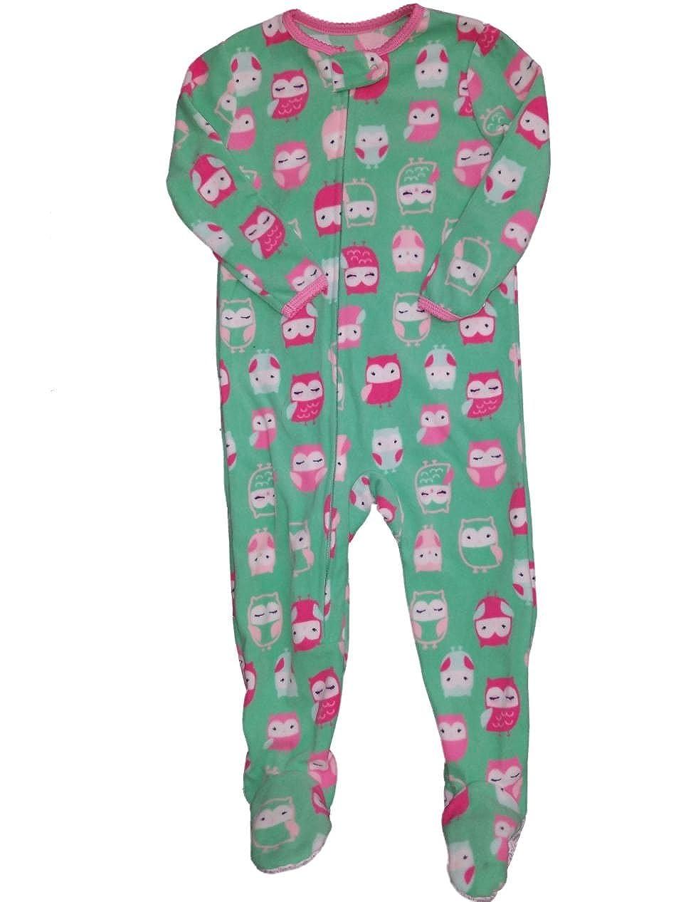 国内最安値! Carter Mos 's 's Toddler GirlsフリースFootieスリーパーパジャマ Toddler、グリーン、24 Mos B06XNLCGBQ, 松波動物メディカル通信販売部:3a860aac --- a0267596.xsph.ru