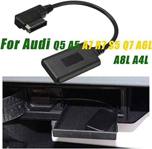 Ami Mmi Bluetooth Moduladapter Aux Kabel Kabelloser Elektronik