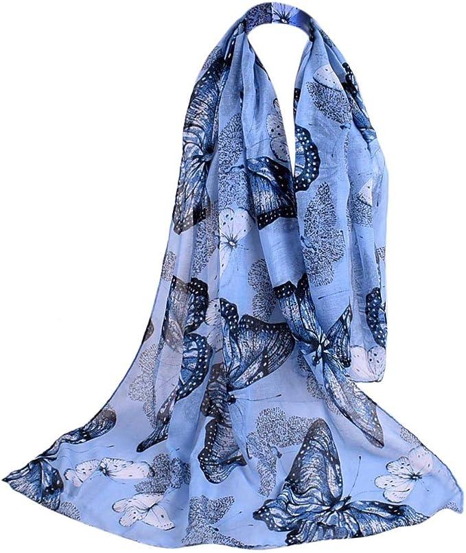 1 Stück Tuch Schal Damen Schal Mädchen Schal Neu verschiedene Farben Top